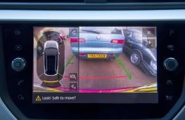 SEAT Arona, 2018, parking camera