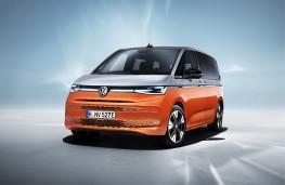 Volkswagen Multivan, 2021, front