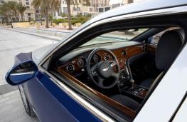 Bentley Mulsanne Grand Limousine by Mulliner, 2021, interior