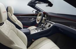 Bentley Continental GT Mulliner Convertible, 2020, interior