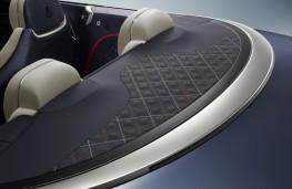 Bentley Continental GT Mulliner Convertible, 2020, tonneau