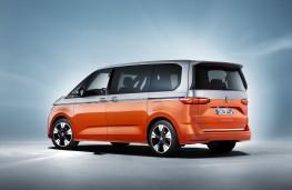 Volkswagen Multivan, 2021, rear