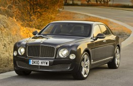 Bentley Mulsanne LWB, gigapixel image