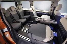 Volkswagen Multivan, 2021, seats