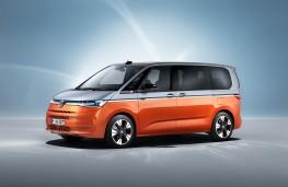 Volkswagen Multivan, 2021, side
