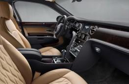 Bentley Mulsanne EWB, 2016, interior
