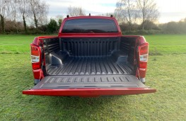 SsangYong Musso Rhino, 2020, load bay