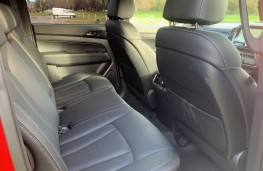 SsangYong Musso Rhino, 2020, rear seats