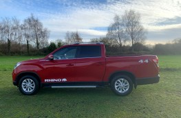 SsangYong Musso Rhino, 2020, side