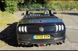 Ford Mustang 5.0 V8 Convertible, rear