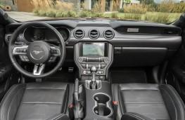 Ford Mustang, 2018, interior