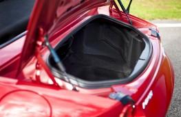 Mazda MX-5 2015, boot