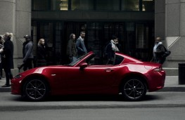 Mazda MX-5 RF, 2017, side