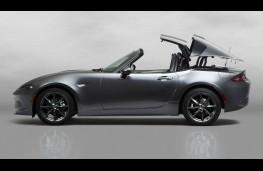 Mazda MX-5 RF, 2016, roof retraction