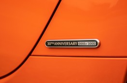 Mazda MX-5 30th Anniversary Edition, 2019, badge