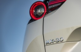 Mazda MX-30, 2020, badge