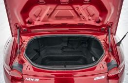 Mazda MX-5, Arctic drive 2019, boot