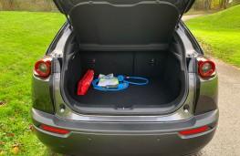 Mazda MX-30, 2020, boot