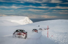 Mazda MX-5, Arctic drive 2019, convoy