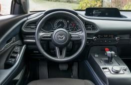 Mazda MX-30 prototype, 2019, cockpit