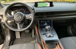 Mazda MX-30, 2020, dashboard