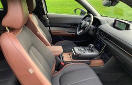 Mazda MX-30, 2020, front seats