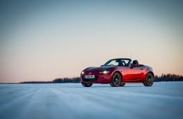 Mazda MX-5, Arctic drive 2019, front, static
