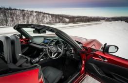 Mazda MX-5, Arctic drive 2019, interior