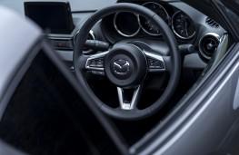 Mazda MX-5 RF GT Sport Tech, 2020, interior