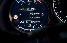 Mazda MX-5, Arctic drive 2019, instrument panel