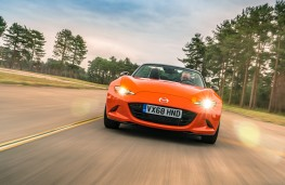 Mazda MX-5 30th Anniversary Edition, 2019, nose