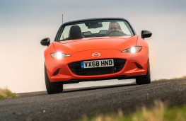 Mazda MX-5 30th Anniversary Edition, 2019, nose, action