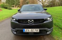 Mazda MX-30, 2020, nose