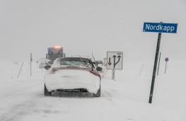 Mazda MX-5, Arctic drive 2019, rear, Nordkapp