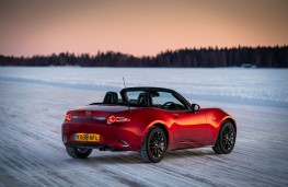 Mazda MX-5, Arctic drive 2019, rear, static