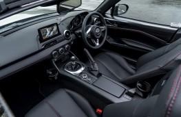 Mazda MX-5 RF, 2018, interior