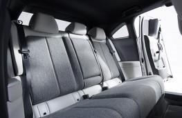 Mazda MX-30 prototype, 2019, rear seats