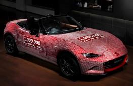 Mazda MX-5, one millionth model