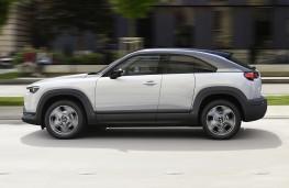 Mazda MX-30, 2020, side