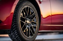 Mazda MX-5, Arctic drive 2019, snow tyre