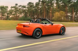 Mazda MX-5 30th Anniversary Edition, 2019, rear, action