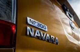 Nissan NP300 Navara, badge