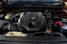 Nissan NP300 Navara, engine