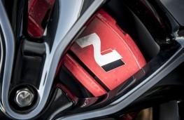 Hyundai i30 N Performance, 2017, brakes