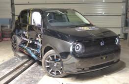 Honda e, Euro NCAP, 2020, crash test