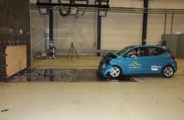Hyundai i10, Euro NCAP, 2020, crash test