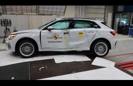 Audi A3 Sportback, Euro NCAP, 2020, crash test