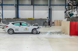 SEAT Leon, Euro NCAP, 2020, crash test