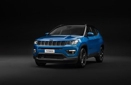 Jeep Compass Night Eagle, 2020, front