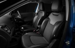Jeep Compass Night Eagle, 2020, interior